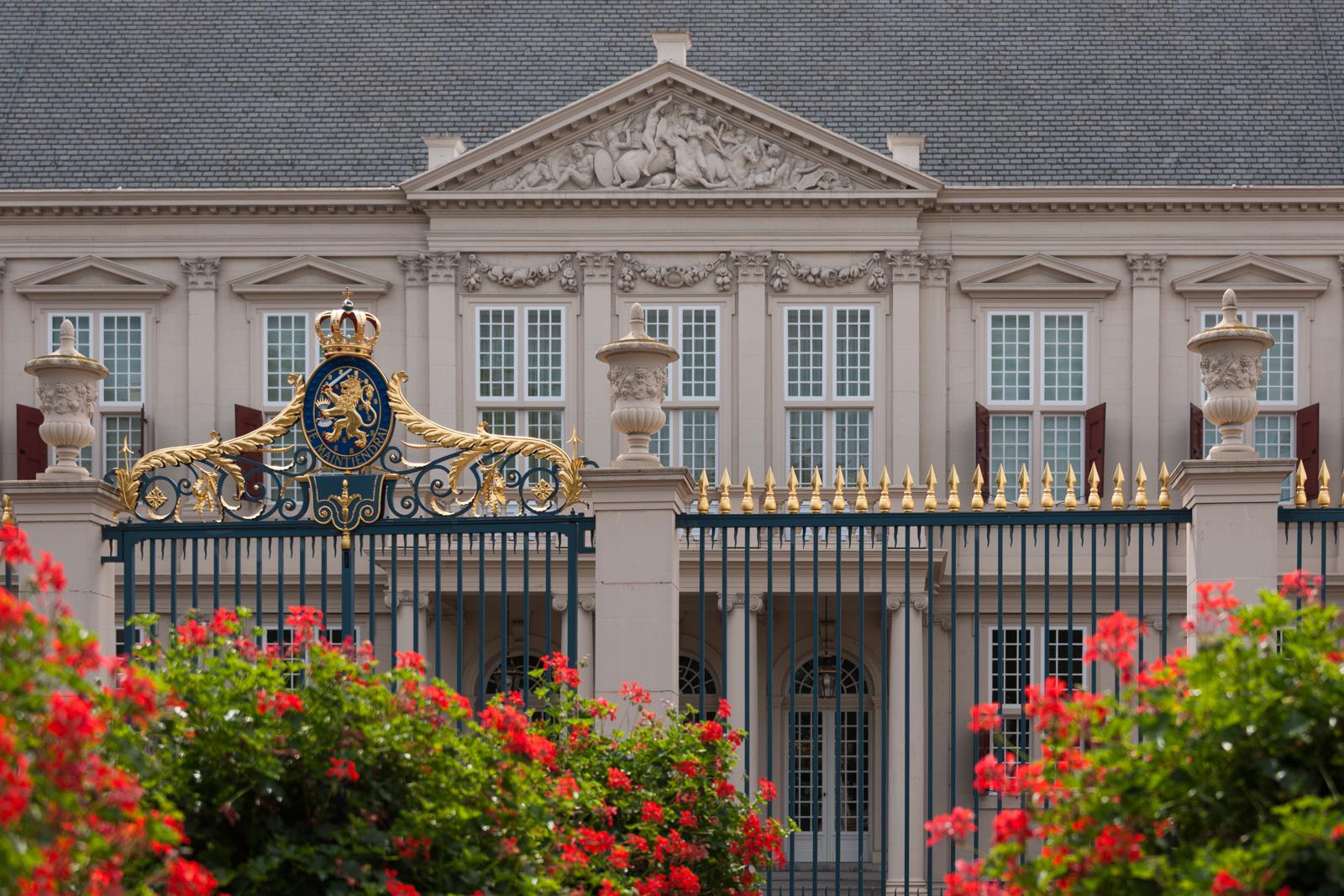 Den Haag, paleis Noordeinde – Architectuur fotograaf Dirk Verwoerd ...