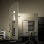 Luxemburg, Hypolux Bank Building Luxembourg, architect Richard Meier