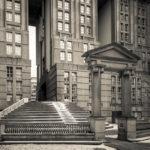 Paris, Noisy-le-Grand, Les Espaces d'Abraxas, architecture: Ricardo Bofill