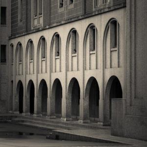 Parijs, Les Arcades Du Lac, architect: Ricardo Bofill