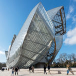 Parijs, Fondation Louis Vuitton, architect: Frank Gehry