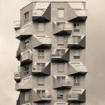 Parijs, Dock D3, architects Brenac&Gonzalez&Associé