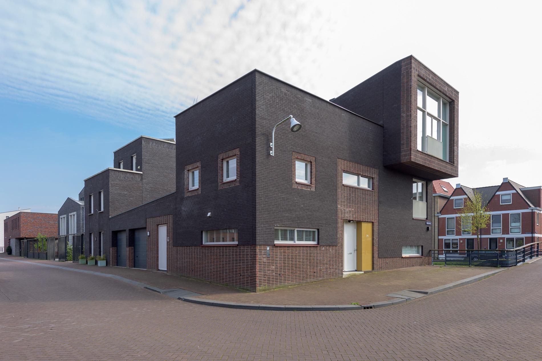 Amersfoort vathorst moderne architectuur van veen architecten - Moderne interieurarchitectuur ...