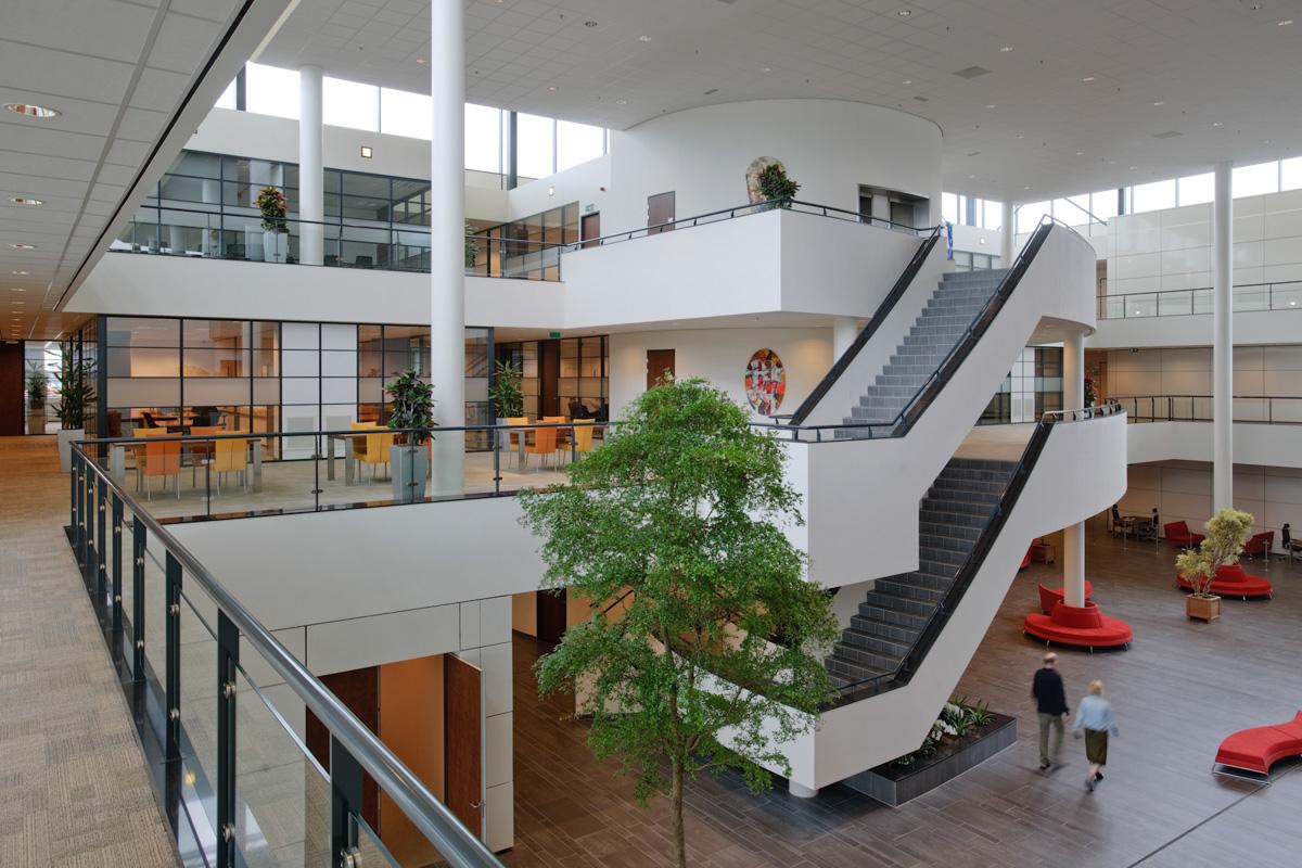 Interieur yokogawa amersfoort beltman architekten for Interieur amersfoort