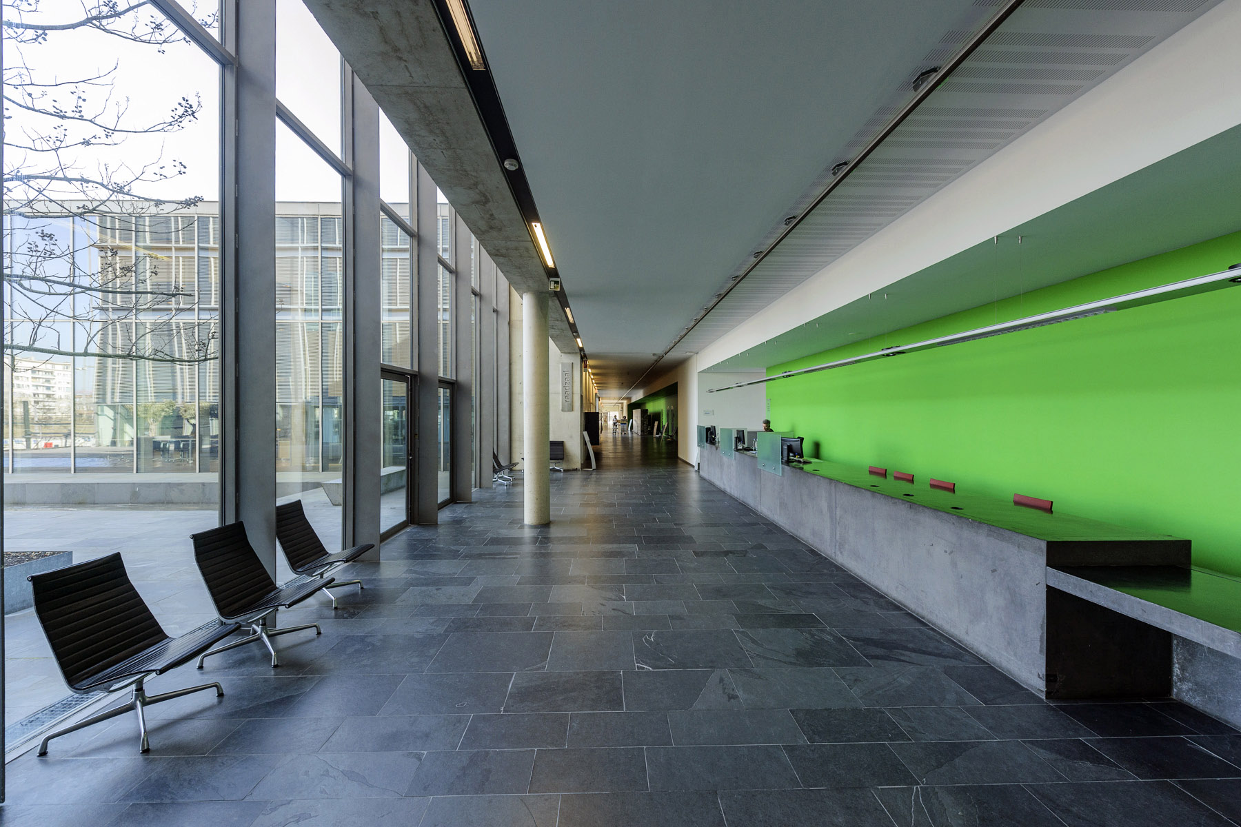 Leuven provinciehuis wit architecten for Interieur leuven
