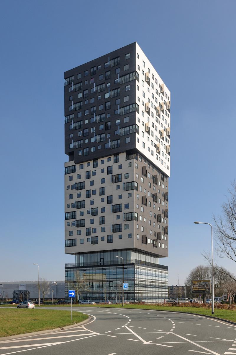 La Libert 233 Groningen Architect Dominique Perrault
