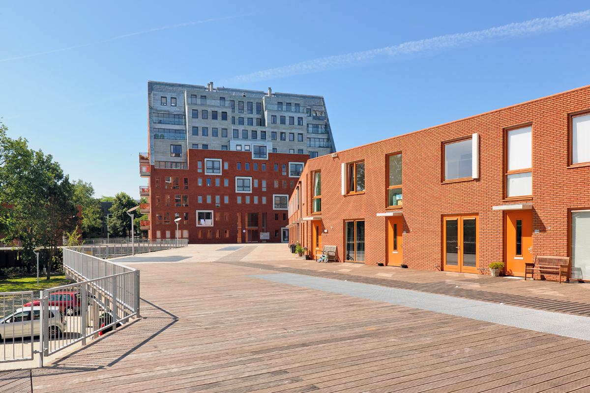 Vesteda nobelpark wageningen architect contexture for Interieurarchitecten nederland