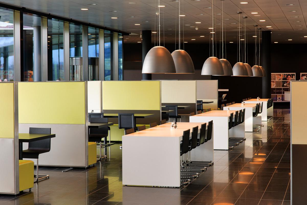 Interieur Restaurant Cbs Heerlen