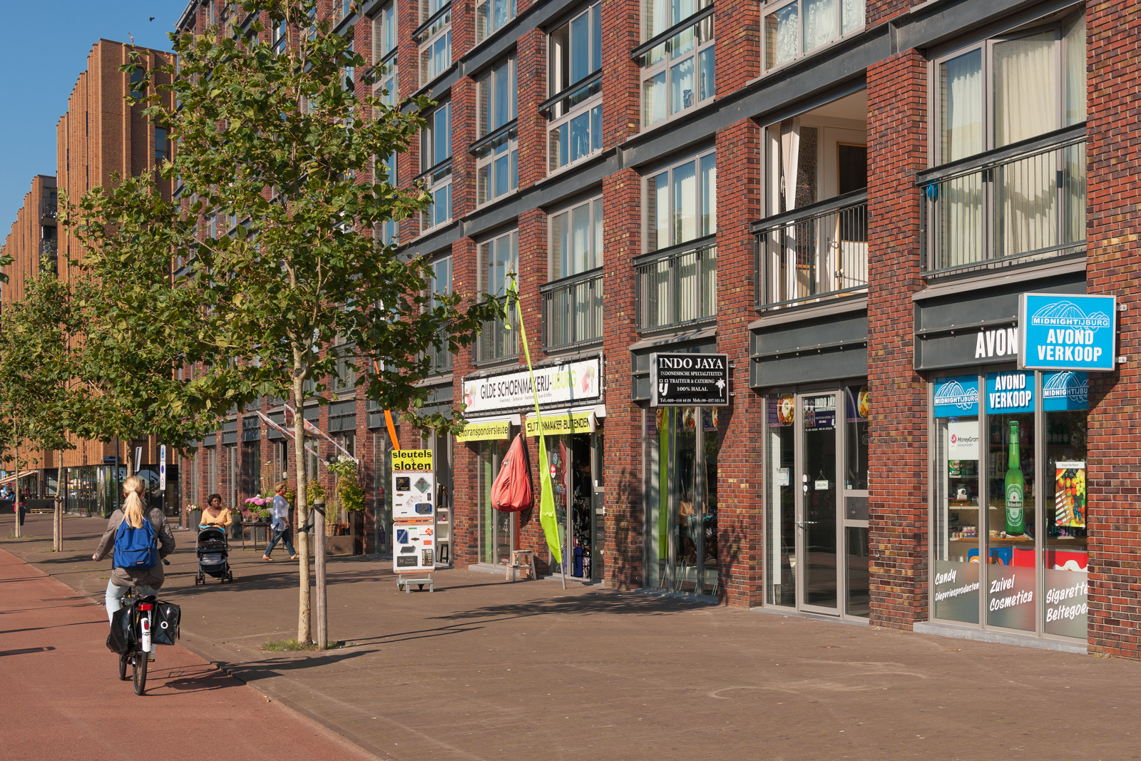 Winkels ijburg for Interieur winkel leuven