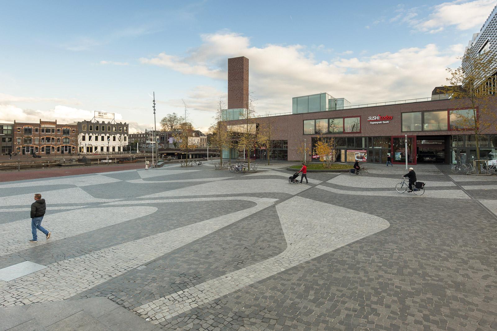 Amersfoort eemplein architectenbureau buro sant en co for Interieur amersfoort