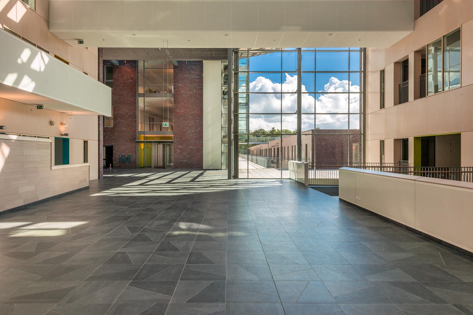 Meander ziekenhuis amersfoort architect atelier pro for Interieur amersfoort