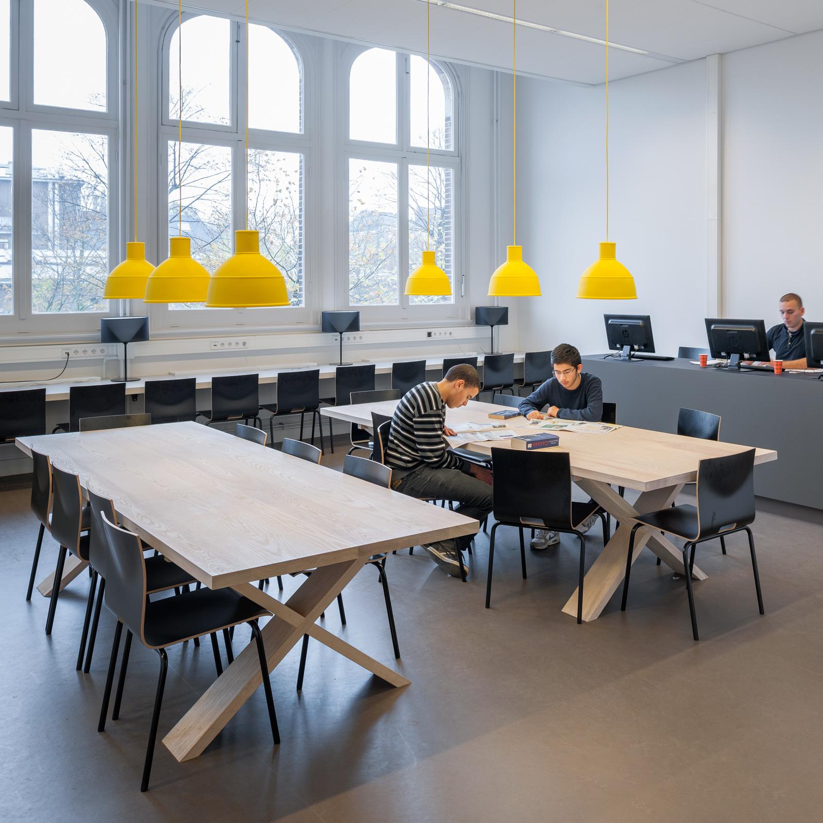 Renovatie en verbouwing cml oosterpark amsterdam for Interieur architectuur