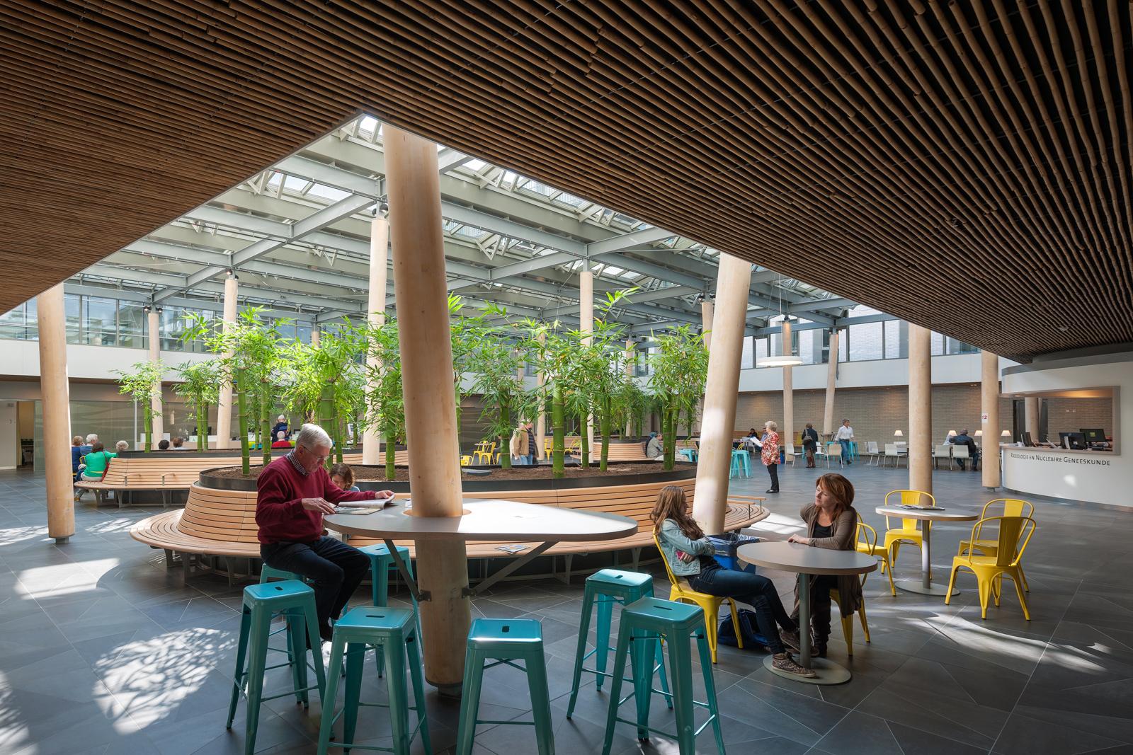 Amersfoort meander ziekenhuis architect atelier pro for Interieur amersfoort