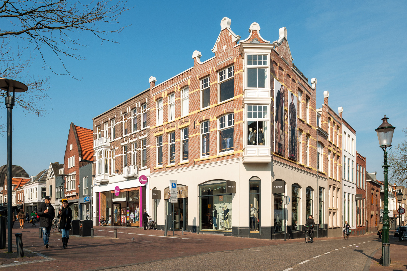 Renovatie en uitbreiding esprit amersfoort architect for Interieur amersfoort