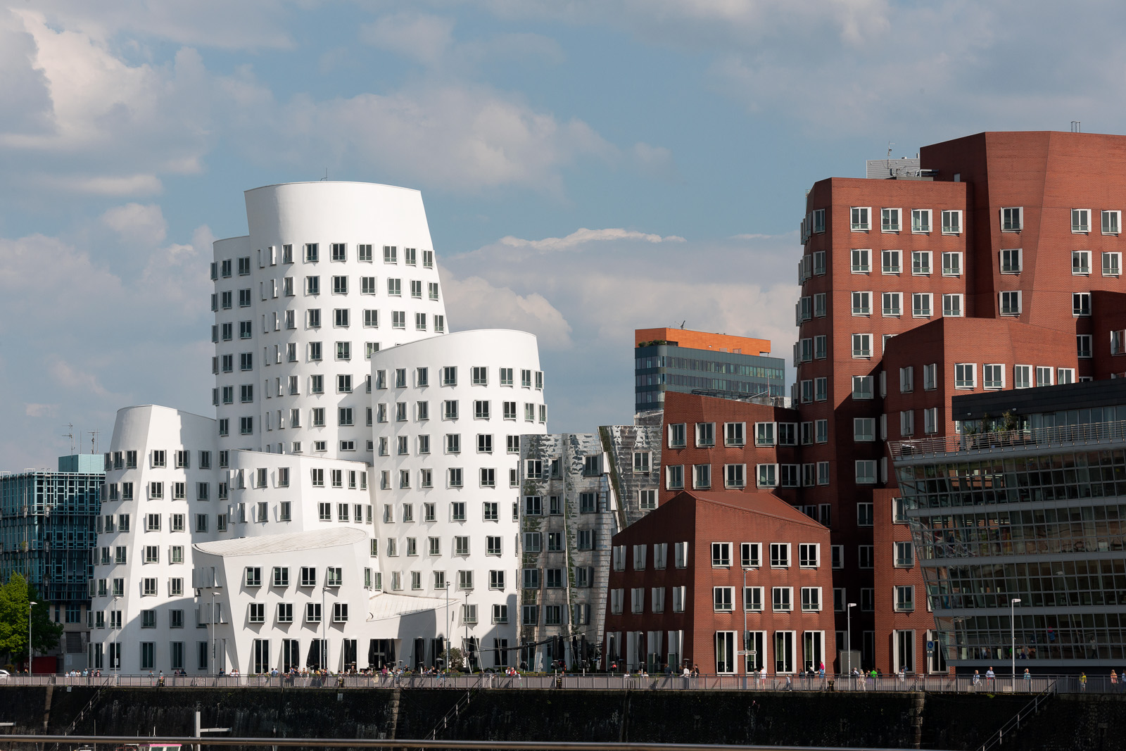 Gehry Partners – Media-Tags – Architectuur fotograaf Dirk Verwoerd ...